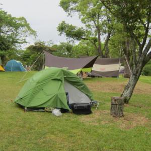 キャンプ道具:テント ダンロップ R227