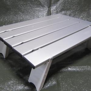道具メンテ:鹿番長 ロールテーブル。