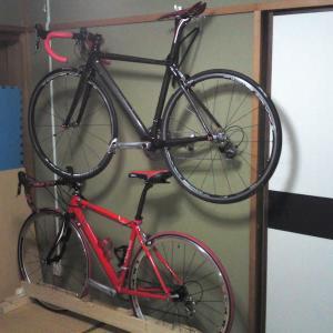 今日は雨、ちょっと回顧録的な歴代自転車