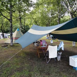 とことん山キャンプ場です。