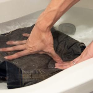 ジーンズの洗い方に正解はある?【私の洗い方はこんな感じ】