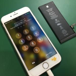iPhone6のバッテリー交換について考える。⑤