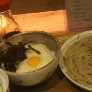 【福岡 蕎麦】コチソバ/ざる蕎麦+とろろセットで500円ランパス