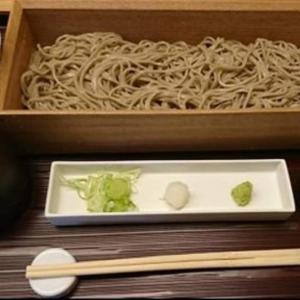 【福岡 蕎麦】赤坂茶房 /白金茶房の系列店