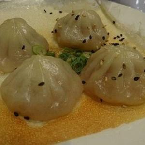 【福岡 台湾飲茶】鼎's(Din's)/羽根つき焼小籠包