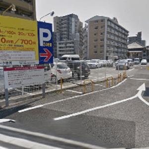 【2020年】福岡 24時間800円で出入庫自由!キャナルシティ博多の駐車場