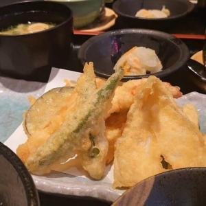 【福岡 定食】ランチが半額!天ぷら定食395円/すし酒場 丸海屋