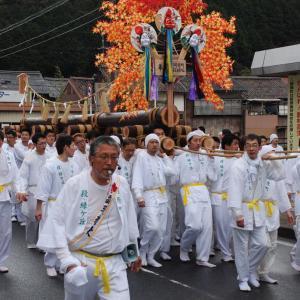 '16 第40回諏訪神社式年 柱祭り