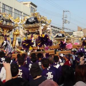 '14魚吹八幡神社秋季例祭・宵宮