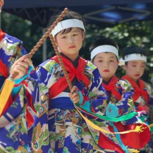 '14 甘地八幡神社秋祭り