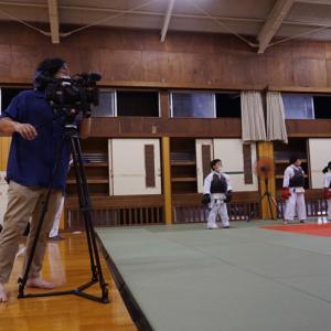テレビ愛媛 EBC LiveNews「Dream+」日本拳法編(予告)