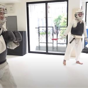 日本拳法のチャンピオンとガチスパーリングしてみた