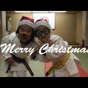 Merry Christmas from 今治拳友会(remake)