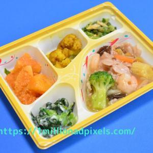 【腎臓病食宅配】八宝菜とおかず4種/ニチレイフーズダイレクト口コミ実食レビュー