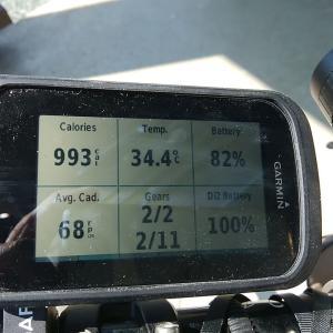 【自転車】暑いけど気持ちいい