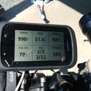 【自転車】暑いけど・・・