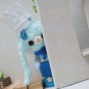 ユニフォームが似合うパティシエさん☆