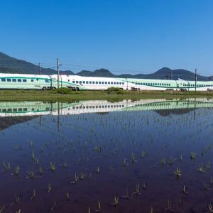 山形新幹線へ新型車両投入E8系へ