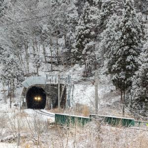 彼岸入りの雪