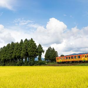山形鉄道 フラワー長井線沿線で過ごした一日