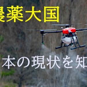 「日本は農薬大国」農薬使用量は世界一⁉【国産が安全とは言い切れません】