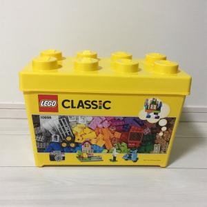 ブロックの収納どうしてる?LEGO classicの収納はダイソー商品を使ってみました。