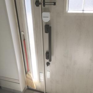 セサミスマートロックで鍵を使わない暮らし。スマホが鍵になるって便利!