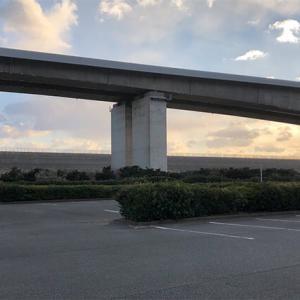 浜松市舞阪表浜駐車場