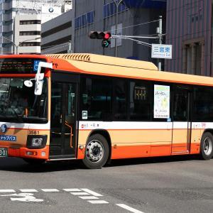神姫バス 3581