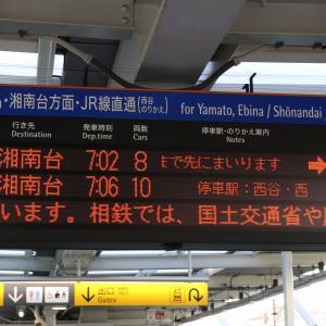 相鉄本線 星川駅
