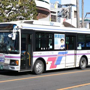 徳島バス H-391