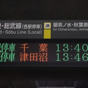 JR中央線 千駄ヶ谷駅