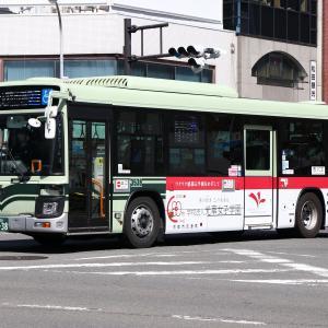 京都市交通局 3538