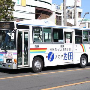 徳島バス H-430