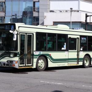 京都市交通局 692