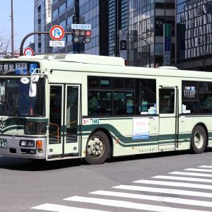 京都市交通局 1443