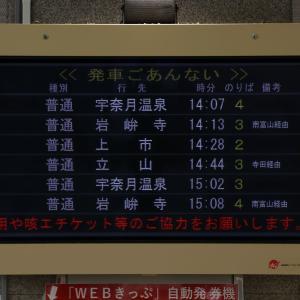 富山地方鉄道本線 電鉄富山駅