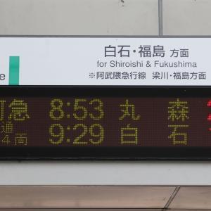 JR東北本線 槻木駅