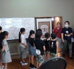 2020春学期プレゼンテーション(土曜スクール モーニングセッション)