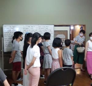 2020春学期プレゼンテーション(全日制スクール&土曜スクール アフタヌーンセッション)