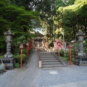 出流山は栃木県最大のパワースポット?