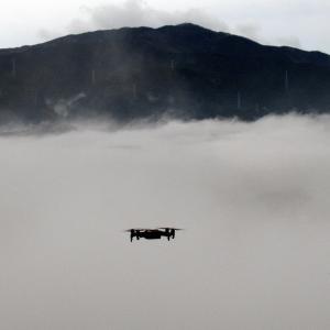 雨上がりの雲海 20191230