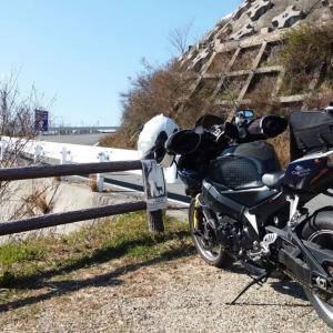 みかんの丘 つづら折りクネクネ mavic mini 空撮とバイク走行ムービー 20200211