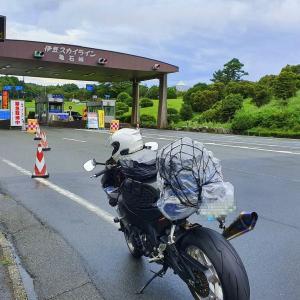 伊豆半島バイクツーリング20190822~25