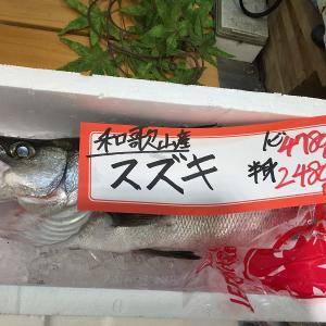 お魚・・・市場調査