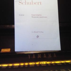 初めて原典版の楽譜を購入!
