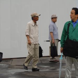 雨上がりの空に[ 夏の札幌 ]