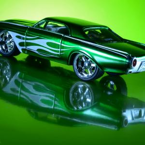 【Toy Cars #3】伝説の巨鳥