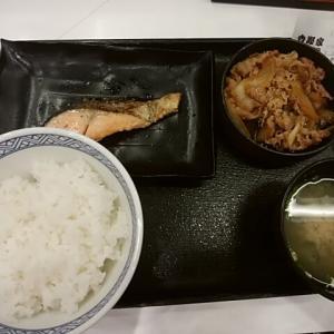 姫路駅改札内 吉野家でランチ