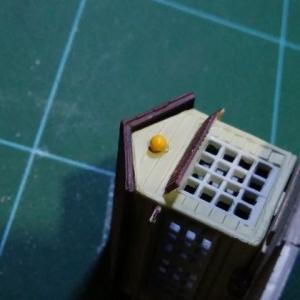 詰所の電飾(2)